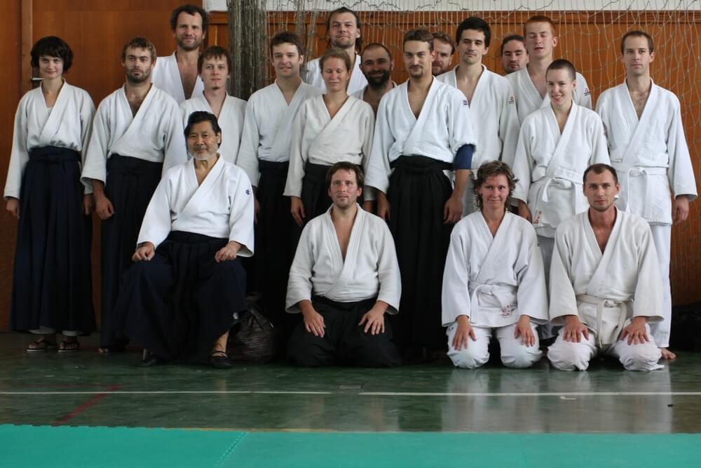 Sugano sensei - Praha, 2009